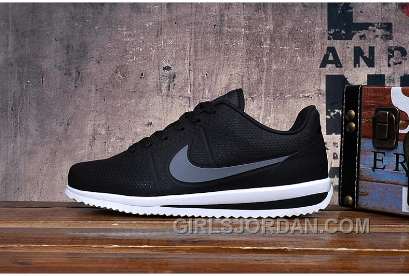 aliexpress nowy produkt najlepszy wybór GREY BLACK NIKE CORTEZ RETRO 3 For Sale, Price: $88.23 ...