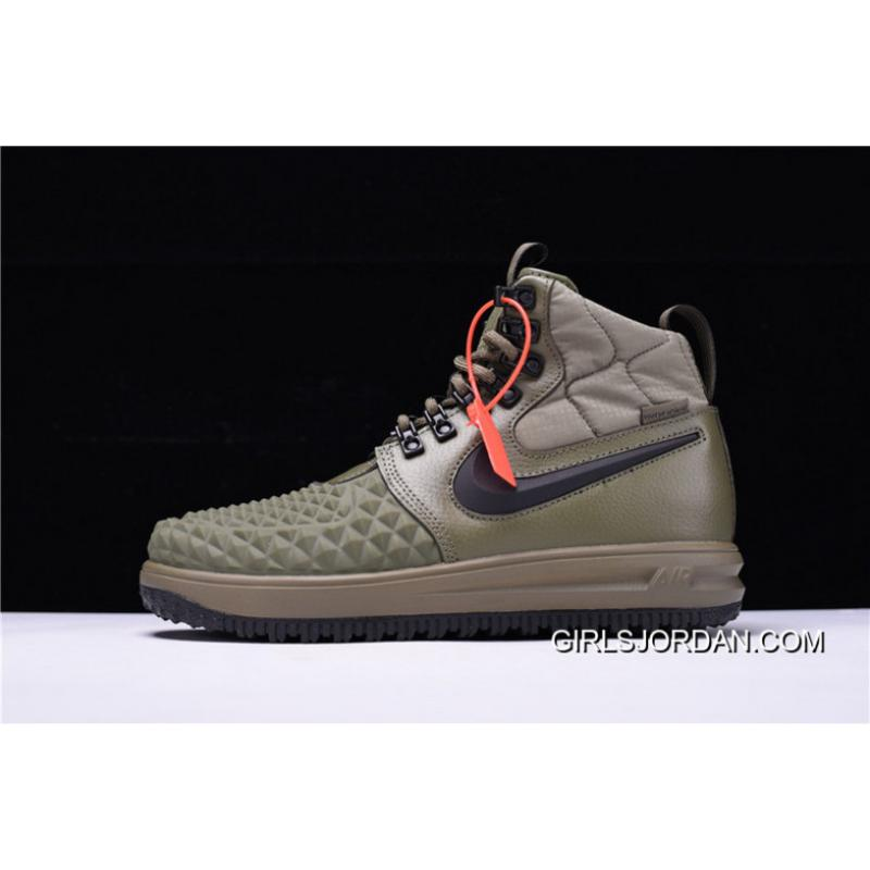 new concept e3bce a54a4 USD  92.09  248.64. Hyx62708 Nike Lunar Force Function Of 17 Version 1  Duckboot ...