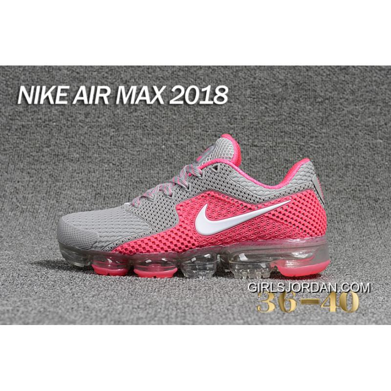 a13af51f862e2f USD  94.15  235.37. 2018 Nike Air VaporMax 5 Drops Plastic Nanotechnology New  Technology Environmental Protection Tasteless Full Zoom Running ...