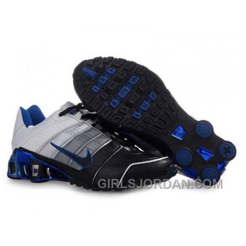 mens jordan shoes black and blue nz