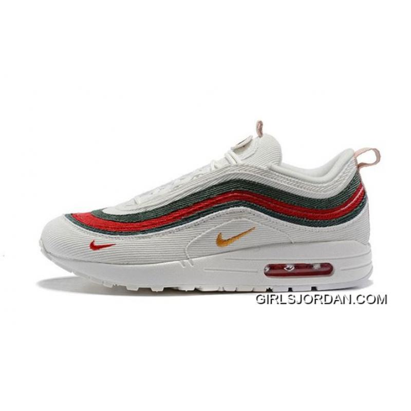 wholesale dealer 5e784 408d1 USD  87.67  219.17. Online Women Sean Wotherspoon Nike Air Max 97 Hybrid ...