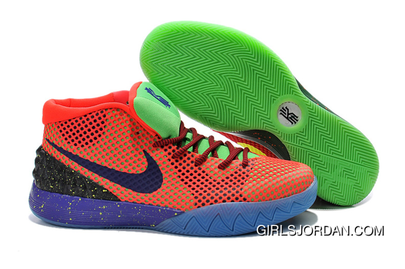 best website 2159a f35ef Nike Kyrie 1 What The ID For Sale New Release